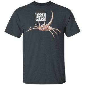 Aliens Free Hug Shirt, Hoodie, LS