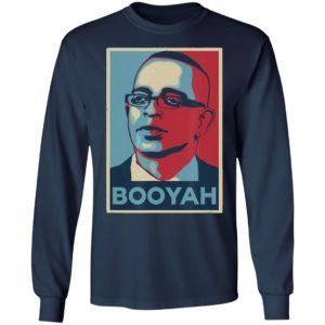 Booyah Stuart Scott T-Shirt Hoodie LS