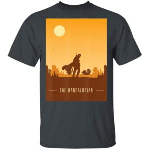 Star Wars Shirt The Mandalorian and The Child