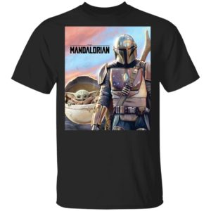 Star Wars The Mandalorian The Child Baby Yoda Shirt Hoodie LS