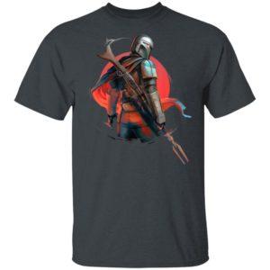 Star Wars The Mandalorian Shirt IG-11 Battle Ready