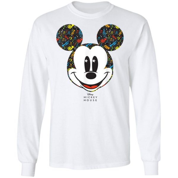 Disney Year of the Mouse Band Concert Mickey February T-Shirt, Hoodie, LS