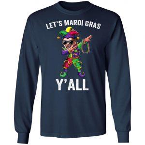 Dabbing New Orleans Mardi Gras Jester Dab T-Shirt, Hoodie, LS