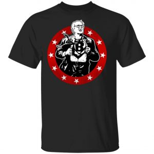 Super Bernie Superhero Bernie Sanders for President 2020 Shirt, Long Sleeve, Hoodie
