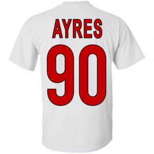 David Ayres Canes 90 2020 Shirt, Long Sleeve, Hoodie