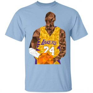 For Kobe Lakers 24 T-Shirt