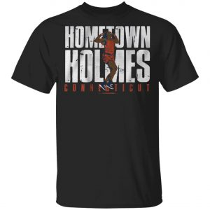 Hometown Holmes Connecticut T-Shirt, Long Sleeve