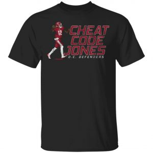 Cheat Cod Jjones T-Shirt, Long Sleeve, Hoodie