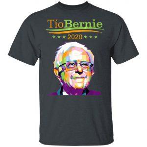 Tio Bernie 2020 Latino Hispanic Elections Bernie Sanders T-Shirt, Long Sleeve, Hoodie
