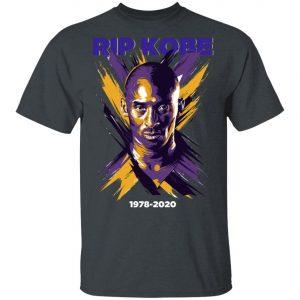 RIP KOBE Black Mamba T-shirt Ajusté, Long Sleeve, Hoodie