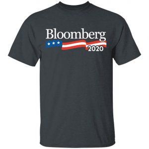 Michael Bloomberg for President 2020 Slim Fit T-Shirt