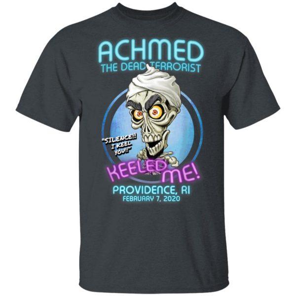 Achmed The Dead Terrorist Providence, RI T-Shirt, Hoodie, LS