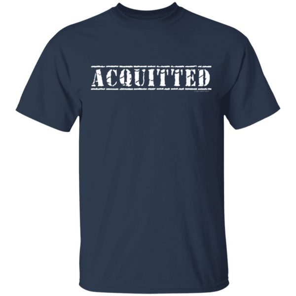ACQUITTED - Pro Trump 2020 T-Shirt, Hoodie, LS