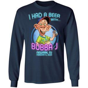 Bubba J Newark, NJ T-Shirt, Hoodie, LS
