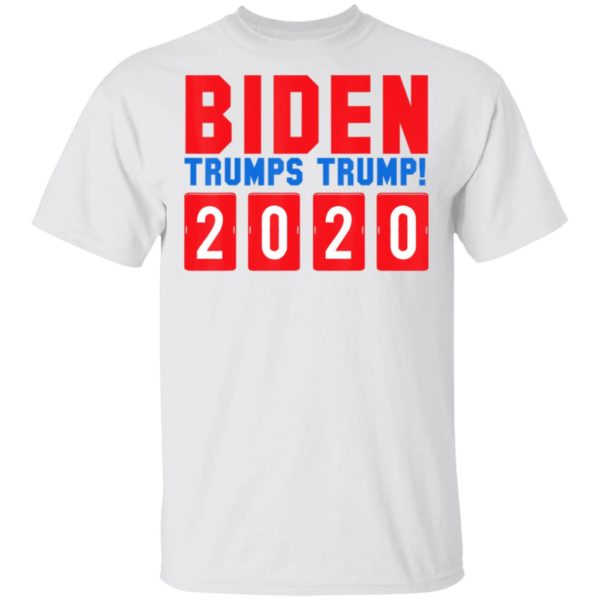 Vote Joe Biden 2020 Dump Trump Cool Pro Democrats Shirt