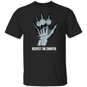 Respect The Shooter X-ray Damion Lee Shirt