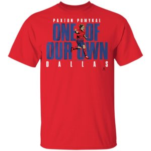 Paxton Pomykal Shirt - One Of Our Own MLSPA Shirt