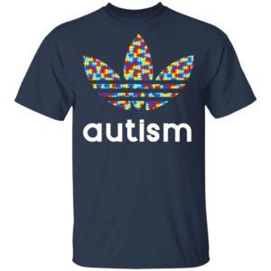 Autism Awareness Adidas shirt