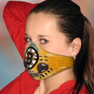 Boston Bruins Fitler Face Mask