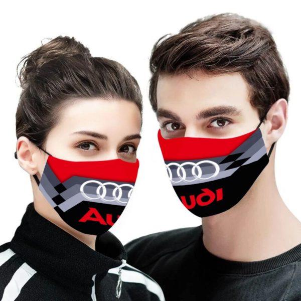 Audi Face Mask