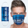 Bud Light Platinum Cloth Face Mask