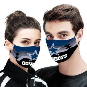 Dallas cowboys Face Mask