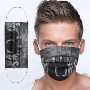 Foo Fighters Cloth Face Mask
