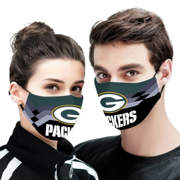 Green-bay-packers-face-mask