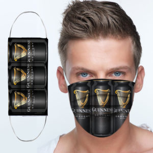 Guinness Cloth Face Mask
