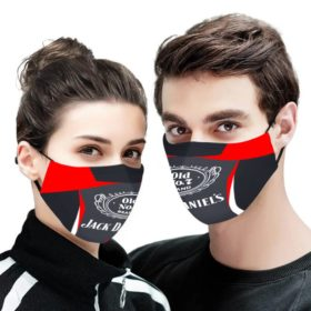 Jack daniels Face Mask