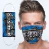 Milwaukee's Best Ice Cloth Face Mask