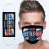 Milwaukee's Best Light Cloth Face Mask