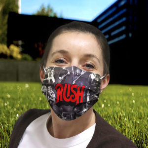 Rush Cloth Face Mask