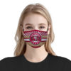 San Francisco 49ers NFL Face Mask