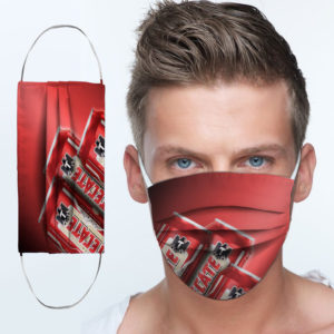 Tecate beer Mexican Cloth Face Mask