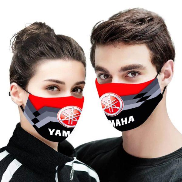 Yamaha Face Mask