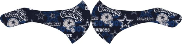 Dallas Cowboys Face Mask with Filter Activated Carbon PM 2.5