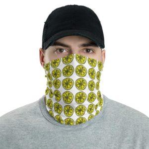Lemons – Neck Gaiter Bandana