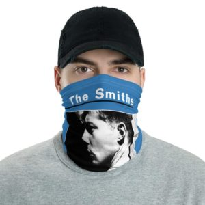 THE SMITHS – 1984 – HATFUL OF HOLLOW – Neck Gaiter Bandana