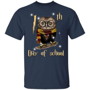 Harry Potter Hedwig 1th day of school shirt