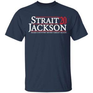 Strait Jackson 2020