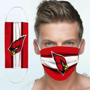 Arizona Cardinals Cotton Face Mask