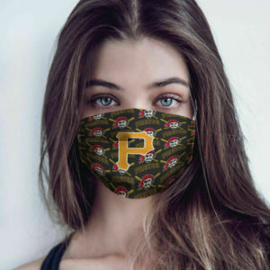 Pittsburgh Pirates Cloth Face Mask