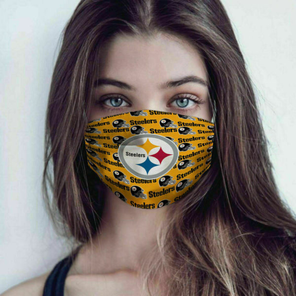 Pittsburgh Steelers Cloth Face Mask