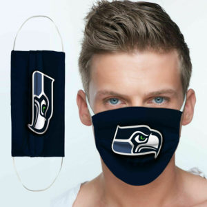 Seattle Seahawks Cloth Face Mask