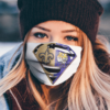 New Orleans Saints Lsu Tigers Superman Face Mask