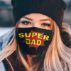 Super Dad Father's Day Cloth Face Mask