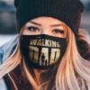 The Walking Dad Parody Father Son Fathers Day Face Mask
