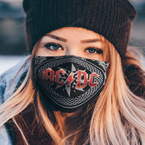 ACDC-Rock-Band-Face-Mask