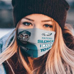 Achmed-Philadelphia-Eagles-Silence-I-Keel-You-Face-Mask